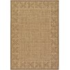 <strong>Couristan</strong> Recife Summer Chimes NaturalCocoa Indoor/Outdoor Rug