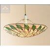 Loxton Lighting Leaf 1 Light Bowl Pendant