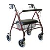 Karman Healthcare Bariatric Extra Wide Rollator