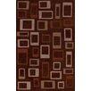 Dalyn Rug Co. Studio Chocolate Geometric Rug