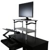 Uncaged Ergonomics Sit/Stand Conversion Kit