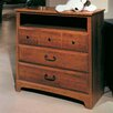 City Park 3 Drawer Media Chest