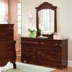 Standard Furniture Jacqueline 6 Drawer Dresser