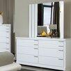 Metropolitan 6 Drawer Dresser