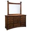 Standard Furniture Artisan Loft 9 Drawer Dresser