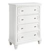 Standard Furniture Watercolor 4 Drawer Chest