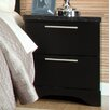<strong>Atlanta 2 Drawer Nightstand</strong> by Standard Furniture