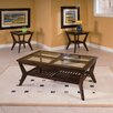 Standard Furniture Norway 3 Piece Coffee Table Set