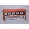 World Wide Hospitality Furniture Wood Bedroom Bench