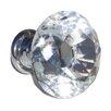 "GlideRite Hardware 1.13"" Diamond Cabinet Knob (Set of 10)"