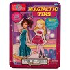 T.S.Shure 49 Piece Fashion a Belles Glamour Magnetic Tin Play Set
