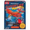 T.S.Shure Rubber Band Powered Super Flier Deluxe Acrobatic Plane Kit