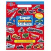 T.S.Shure Transportation Super Stickers Book