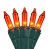 "Kringle Traditions 35 Mini Light 24"" Lead"