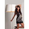 "Axis 71 Manhattan 77"" Floor Lamp"
