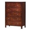 Glory Furniture 5 Drawer Chest