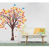 Pop Decors Maple Tree Removable Vinyl Art Wall Decal