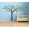 Pop Decors Colorful Super Big Tree Removable Vinyl Art Wall Decal