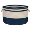 Colonial Mills Bar Harbor Banded Utility Basket