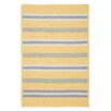 Colonial Mills Painter Stripe Summer Sun Indoor/Outdoor Area Rug