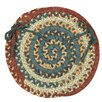 Colonial Mills Market Mix Oval Chair Pad