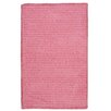 <strong>Colonial Mills</strong> Solid Chenille Pink Kids Rug