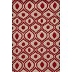 Momeni Bliss Red Area Rug
