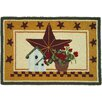 <strong>Country Star Rug</strong> by Homefires