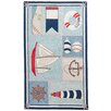 Homefires Ship Shape Rug