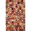 <strong>Amalfi Autumn Square in Square Rug</strong> by Trans-Ocean Rug