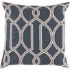 Surya Intersecting Lines Pillow