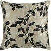 Surya Flowering Throw Pillow