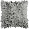 Surya Ruffle & Frill Throw Pillow