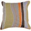 Surya Inverted Stripe Pillow
