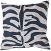 <strong>Zesty Zebra Pillow</strong> by Surya