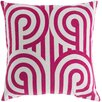 Surya Striking Sphere Throw Pillow