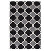 Surya Frontier Grey & Black Geometric Area Rug
