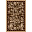 Surya Amour Beige/Brown Animal Print Area Rug