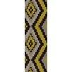 Surya Calaveras Gray Geometric Rug