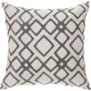 Surya Divine Diamond Throw Pillow