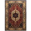 <strong>Surya</strong> Ancient Treasures Beige/Ruby Rug