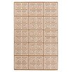 Surya Frontier Raw Umber/Ivory Geometric Area Rug