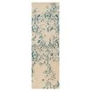 Surya Banshee Parchment/Blue Area Rug