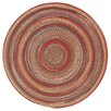 Capel Rugs Portland Red Variegated Area Rug