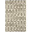 <strong>Elsinore Wheat Honeycombs Indoor/Outdoor Rug</strong> by Capel Rugs