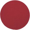 Capel Rugs Manteo Red Solid Area Rug