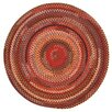 Capel Rugs Eaton Country Red Variegated Area Rug