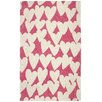 Capel Rugs Valentine Pink/Ivory Area Rug