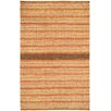 Capel Rugs Barred Sunny Deep Grey Striped Area Rug