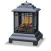 <strong>Outdoor Pagoda Fireplace</strong> by Uniflame Corporation